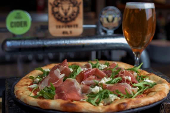 blue mountains pizza and beer